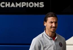 "Z.Ibrahimovičius praleis dvikovą su ""Barcelona"""