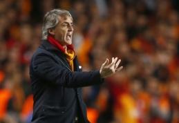 R.Mancini - kandidatas į PSG klubo trenerio kėdę?