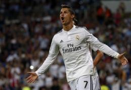 J.Valdano: C.Ronaldo nesustabdys net amžius