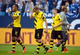 """Vokietijos pirmenybėse - """"Bayern"""" pergalė ir """"Borussia"""" pralaimėjimas"""