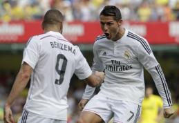 """Madrido ekipoms sunkumų nekilo, """"Barca"""" surengė įvarčių šou """"Camp Nou"""" (VIDEO)"""
