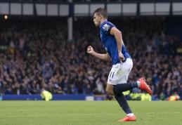 """K. Mirallasas: """"Everton"""" gali nugalėti """"Liverpool"""""""