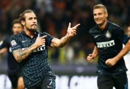 """Thohiras svajoja sugrąžinti """"Inter"""" į Čempionų lygos finalą"""