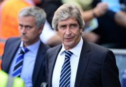 J.Mourinho supyko dėl M.Pellegrini pažertos kritikos
