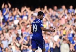 "D. Silva: ""Man City"" sustabdys Diego Costa"
