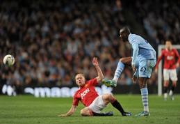 """P. Scholesas: Yaya Toure – pagrindinė """"Man City"""" problema Čempionų lygoje"""
