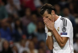 """G.Bale'as neatmeta galimybės vieną dieną sugrįžti į """"Tottenham"""""""