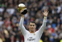 A. Wengeras: labiausiai gailiuosi dėl C.Ronaldo