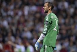 """D.Lopezas """"Milan"""" klubui dėl traumos nepadės dvi savaites"""