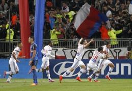 """""""Monaco"""" išvykoje neatsilaikė prieš """"Lyon"""""""