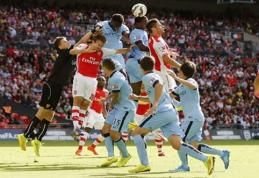 "Centrinė ""Premier"" lygos turo dvikova: ""Arsenal""-""Man City"""