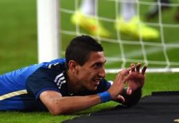 M.Rodriguezas: Madride A.Di Maria buvo nevertinamas