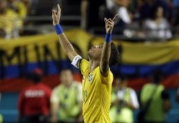 Neymaras aplenkė legendinį Ronaldo