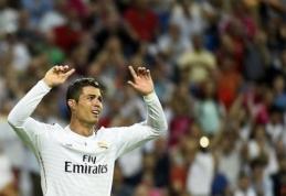 """""""Man Utd"""" ruošiasi už 70 mln. eurų susigrąžinti C.Ronaldo"""