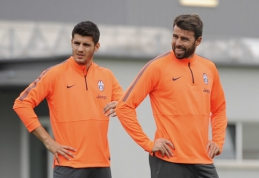 """A.Barzagli: """"Juventus"""" kol kas nepriklauso elitiniams Europos klubams"""