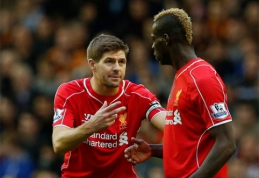 """S.Gerrardas gali palikti """"Liverpool"""" komandą"""