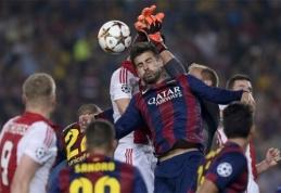 """""""Chelsea"""" užsimojo iš peties: 30 mln. eurų už G.Pique"""