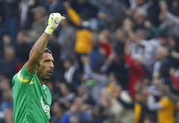 M. Allegri: Buffonas yra sektinas pavyzdys