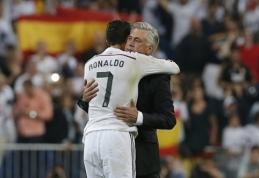 C. Ancelotti: Blatterio užčiaupti neįmanoma