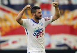 """""""Marseille"""" prezidentas pripažįsta, kad A.Gignac greičiausiai paliks klubą"""
