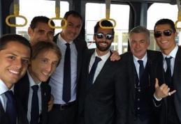 """Į Angliją """"Real"""" išvyko be G.Bale'o ir S.Ramoso"""