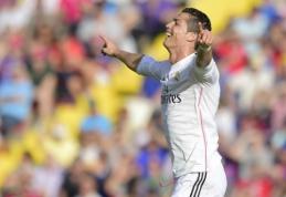 """C.Ronaldo įsirašė į """"Primera"""" čempionato rekordų knygą"""