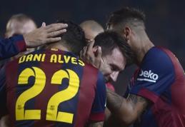 """Madrido """"Real"""" klubas nepaliko jokių vilčių """"Levante"""", """"Barca"""" nugalėjo """"Eibar"""" (VIDEO)"""