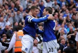 """""""Man Utd"""" ruošia neatremiamą pasiūlymą už """"Everton"""" duetą"""