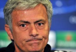"""J.Mourinho: du kartus pasakiau PSG ekipai """"ne"""""""