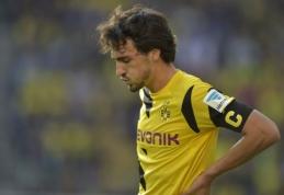 """""""Man Utd"""" ruošiasi """"Borussia"""" klubui pateikti 50 mln. eurų pasiūlymą už M.Hummelsą"""