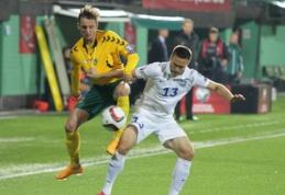 Lietuva Europos čempionato atrankoje ir toliau žygiuoja pergalingai (VIDEO)