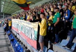 Į rungtynes tarp Lietuvos ir Estijos liko tik penktadalis bilietų
