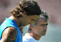 Z. Ibrahimovičius: Mourinho – protingiausias treneris