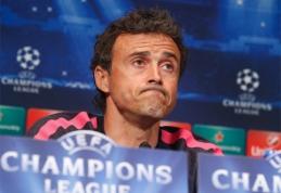 """L.Enrique: """"PSG pavyko geriau susidoroti su spaudimu"""""""