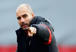 "P. Guardiola: ""Bundesliga"" nėra nuobodi"