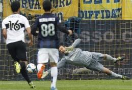 """S.Handanovičius tampa """"Inter"""" varžovų siaubu - atrėmė 6-tąjį baudinį iš eilės"""