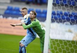 Europos lygoje - G. Arlauskio klubo nesėkmė bei dvejos sustabdytos rungtynės