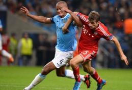 "UEFA Čempionų lygos dienos rungtynės: ""Man City"" - ""Bayern"" (FOTO, VIDEO)"
