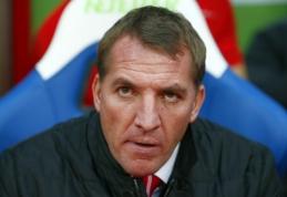 """B. Rodgersas atmes """"Newcastle"""" pasiūlymus dėl ypatingos priežasties"""
