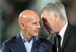 """A.Sacchi: dabartinė """"Real"""" ekipa man primena didįjį """"Milan"""""""