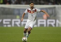 "Laisvuoju agentu tapsiantis S.Khedira papildys ""Bayern"" gretas?"