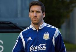 L. Messi – apie karjerą baigusį I. Casillasą: tu buvai ypatingas varžovas
