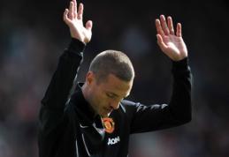 """N.Vidičius gali sugrįžti į """"Manchester United""""?"""