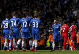 "Šiandien Anglijoje - ""Liverpool"" ir ""Chelsea"" dvikova (VIDEO)"