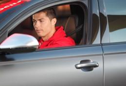 POP: Brangūs futbolininkų automobiliai (FOTO)