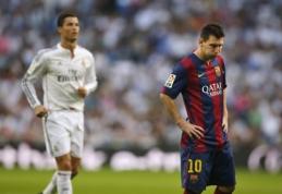 W.Rooney nuomonė: C.Ronaldo jau aplenkė L.Messi