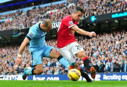 """R.van Persie gali prarasti vietą startinėje """"Man Utd"""" sudėtyje"""