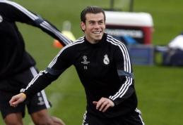 """C.Ancelotti patvirtino, kad G.Bale'as yra pasiruošęs mačui su """"Liverpool"""""""