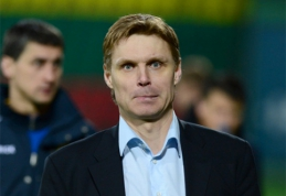 """""""Trakai"""" atsisveikino su treneriu E.Jankausku?"""