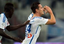 """""""Marseille"""" ir """"Bordeaux"""" iškovojo pergales Prancūzijos čempionate"""